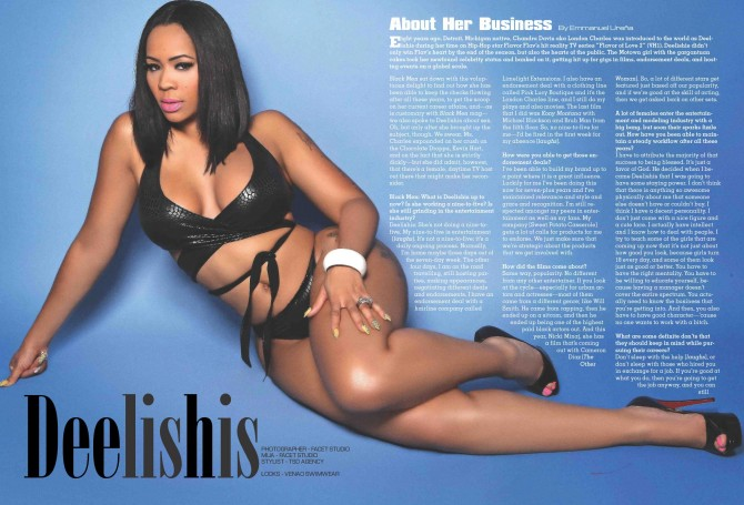 Deelishis – BlackMenDigital Previews