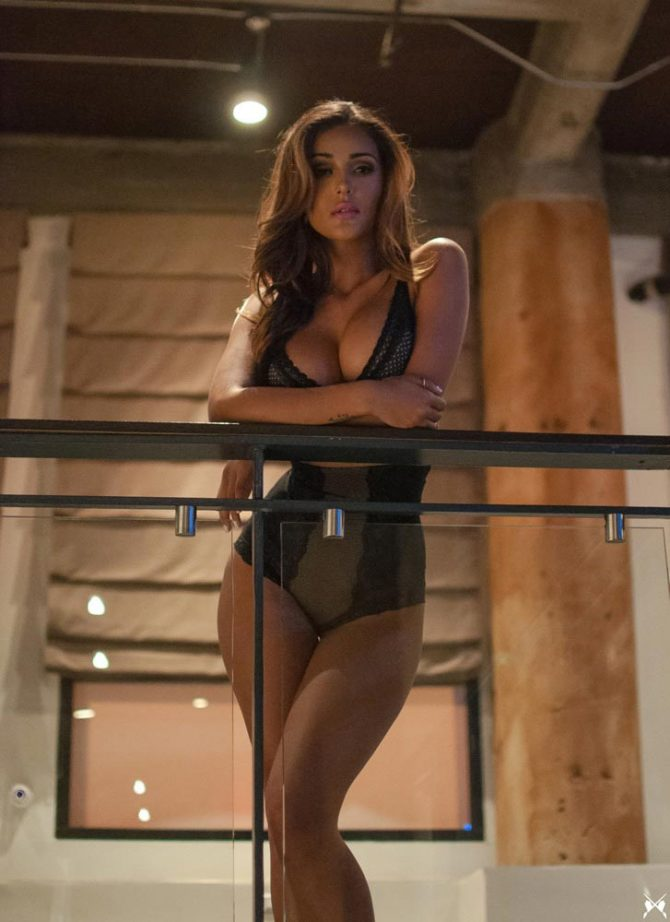 Iesha Marie @IeshaMariee – Behind the Scenes with Rob Lo