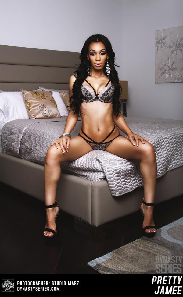 Pretty Jamee @prettyjamee: Come to Bed – Studio Marz