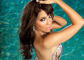 Vida Guerra – Pool – BlackMenDigital Previews
