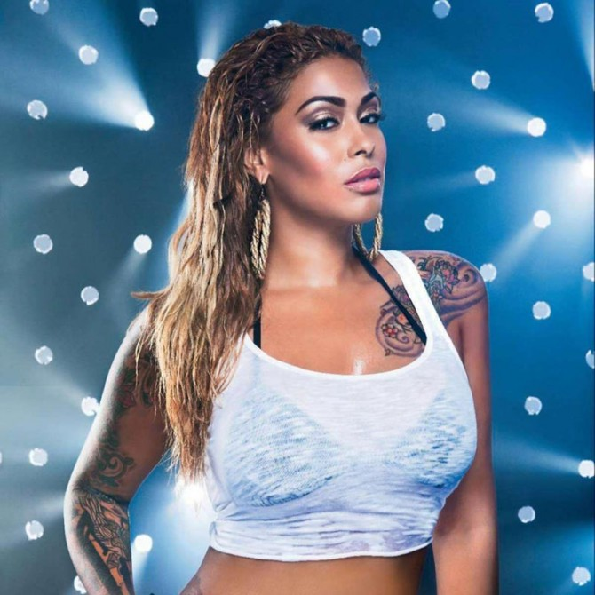 Tatted Up Holly @tatteduphollyyy – XXL Eye Candy of the Month