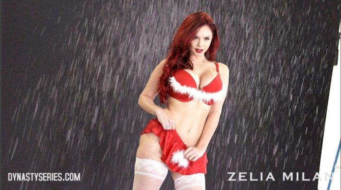 Zelia Milan @zeliamilan: Christmas Video – Jose Guerra