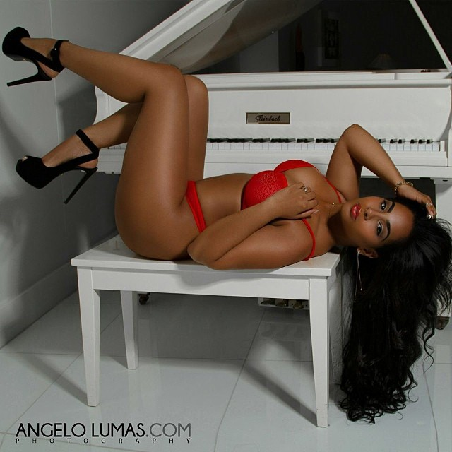 Ayisha Diaz @ayishadiaz – Pic of the Day – King Lumas