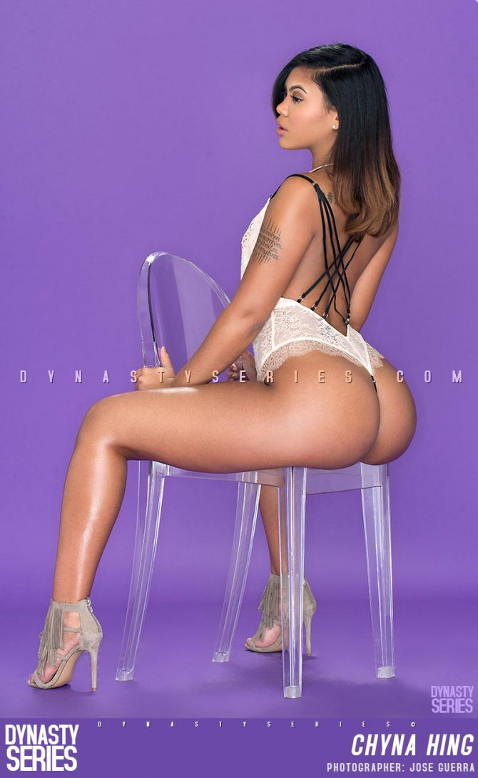 Taylor Hing @_chinesekitty: More of All She's Dragging – Jose Guerra