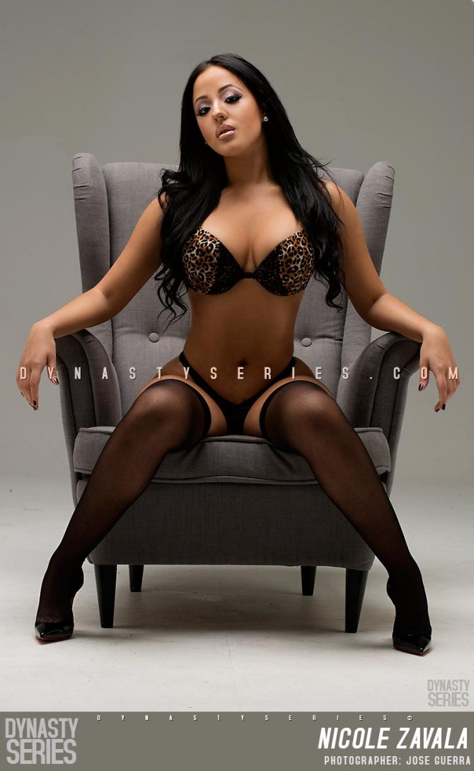 Nicole Zavala @xnicolezavala: Sit Back and Relax – Jose Guerra