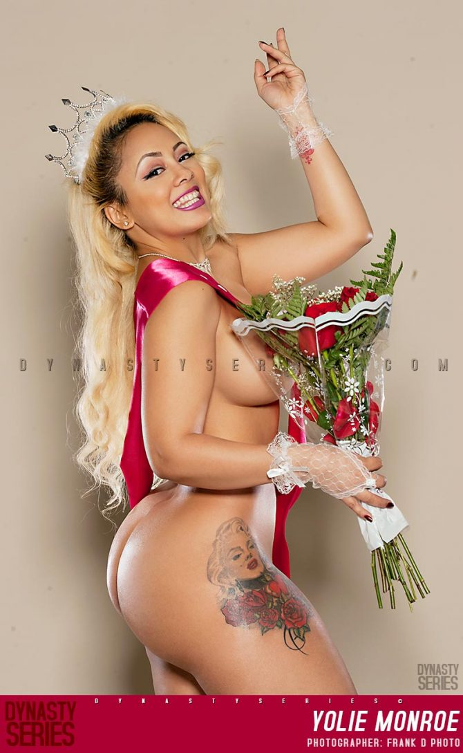 Yolie Monroe @yoliemonroe: Ms. Fat Booty – Frank D Photo