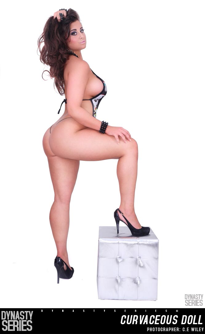 Curvaceous Doll @Curvaceousdoll – Introducing – C.E. Wiley