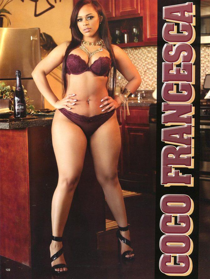 Coco Francesca @Coco_Francesca in Straight Stuntin #36