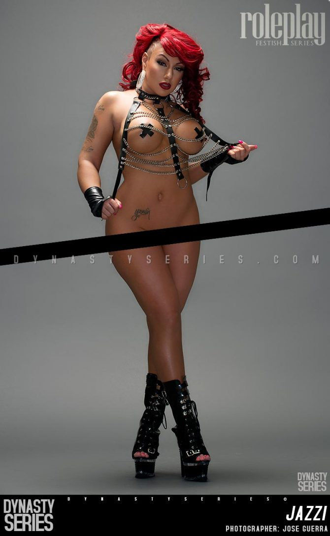 Jazzi @5starjazzinyc: More of RolePLAY – Fetish Series – Jose Guerra