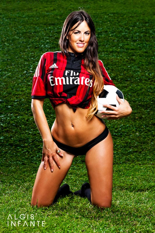 Claudia Romani: More from The Beautiful Game – Algis Infante