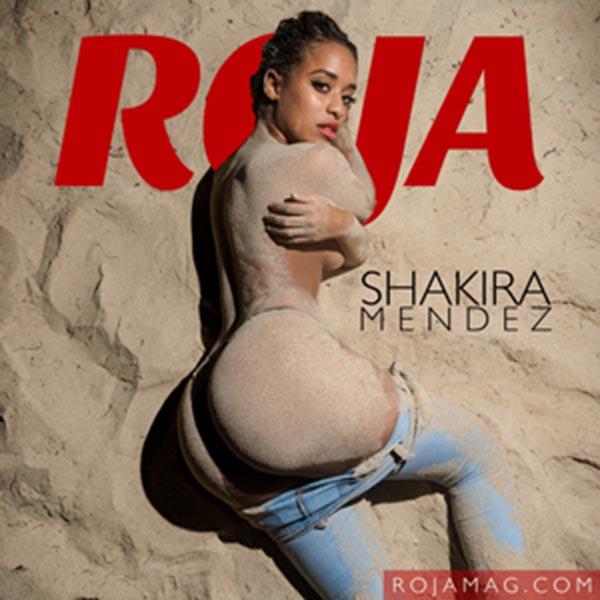 Shakira Méndez – Roja Magazine – Algis Infante