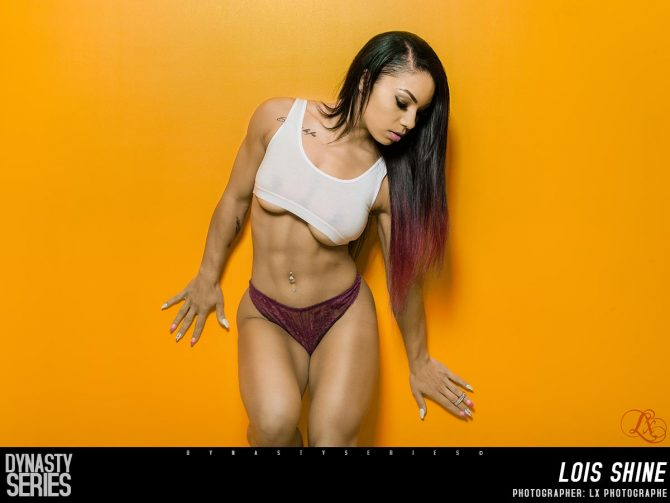 Lois Shine @loisshine: Abs of Steel – Lx Photographe