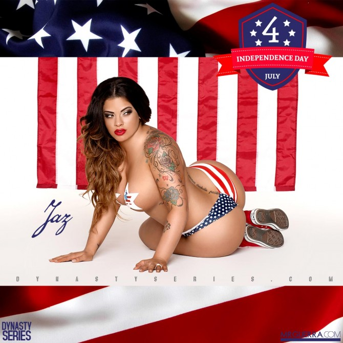 Jaz Badder @jazbadder: More from Independence Day – Jose Guerra