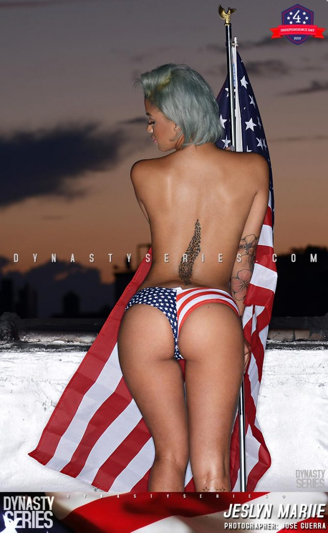 Jeslyn Mariie @JeslynMariie: More of Fireworks – Independence Day – Jose Guerra