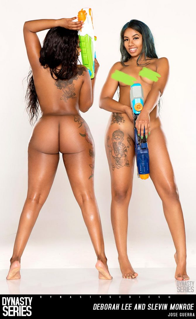 Deborah Lee @cupthemcakes and Slevin Monroe @slevin_monroe: More of Super Soaker – Jose Guerra