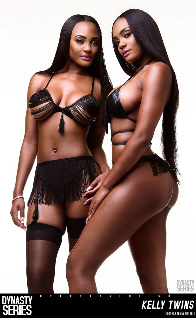 The Kelly Twins @thekelly_twins – Model Modele x Shaun Andru