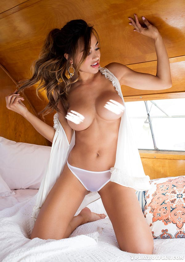 Ana Cheri @_anacheri in Strong Woman – Playboy