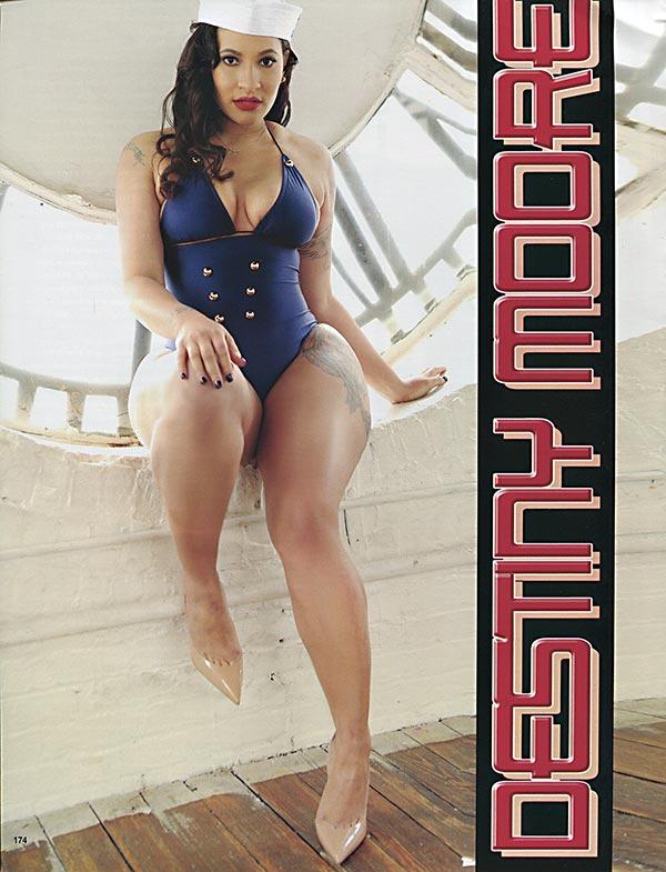 Destiny Moore @iamdestinymoore in Straight Stuntin #38