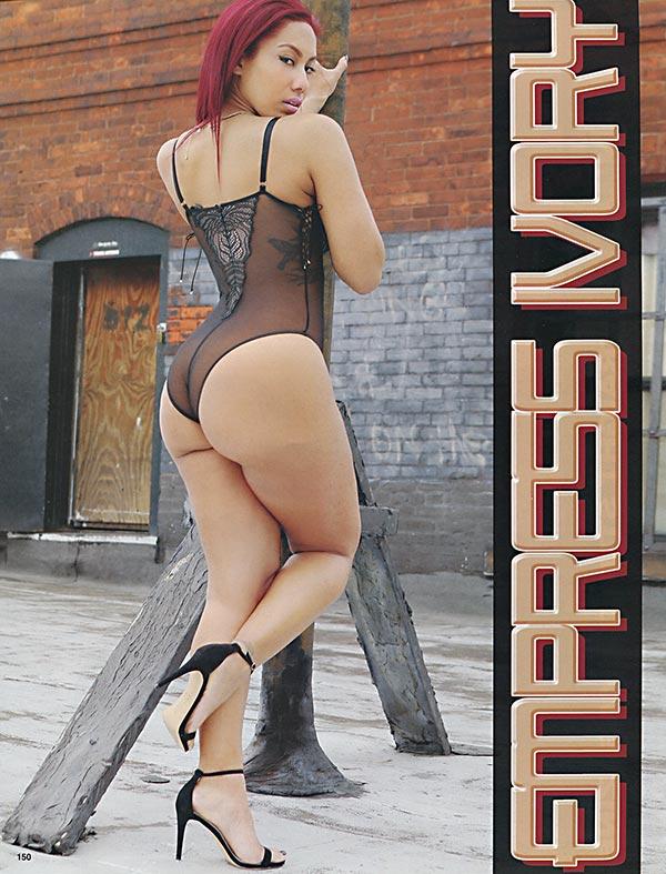 Empress Ivory @empressivory in Straight Stuntin #38