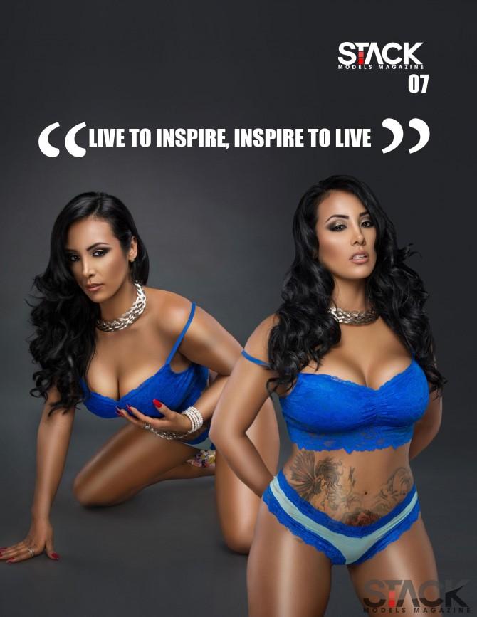 Avangelin Marie @avangelinmarie – Stack Models Magazine Preview