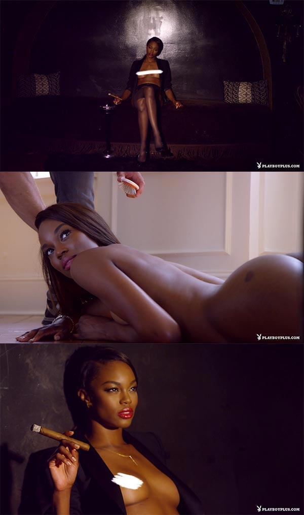 Eugena Washington in Girl's Night Out – Playboy Video Preview