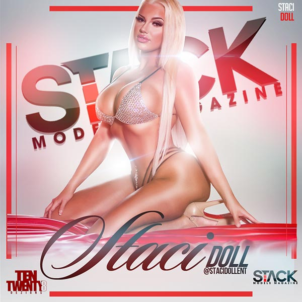 Staci Doll @Stacidollent – StackModels Magazine Print Issue #3 Preview