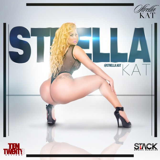 Strella Kat @Strella.Kat – StackModels Magazine Issue #27 Preview