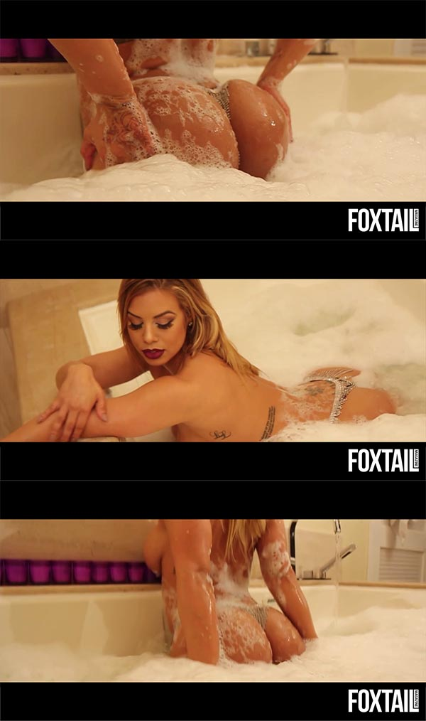 Aidan Nycole @aidan.nycole – Ason Productions x FoxTail Magazine