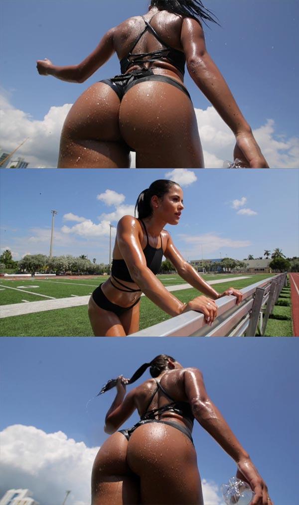 Katya Elise Henry @KatyaEliseHenry x Mike Montoya Video
