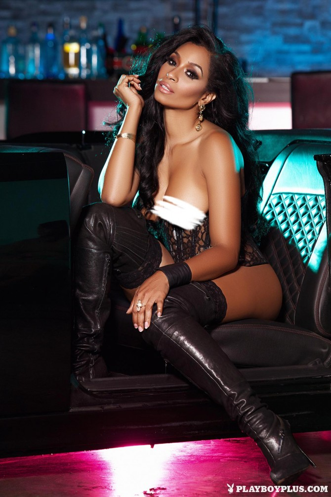 Love and Hip Hop's Karlie Redd in Cruising – Playboy