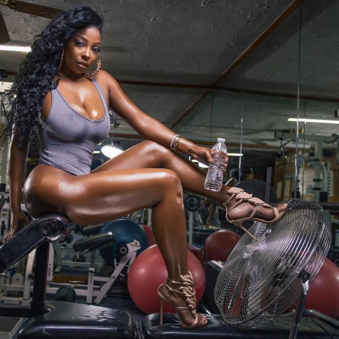 Kimber Raell @kimberraell: Fitness First – Vick Suero
