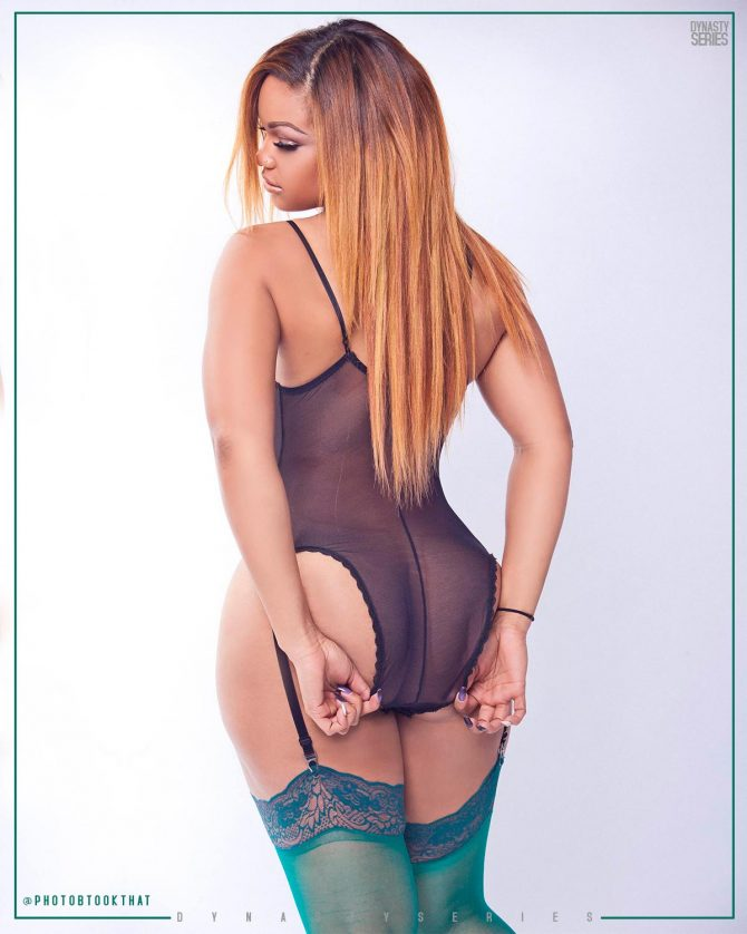 Achonti Shanise @achontishanise: Saint Patrick's Day – Photo B