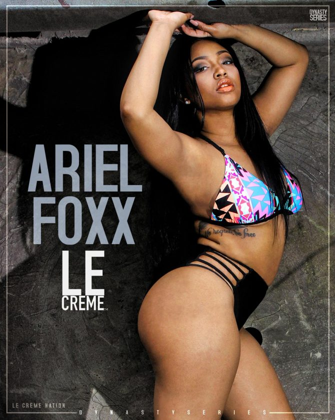 Ariel Foxx @iamareilfoxx: Danger Zone – Le Creme Nation
