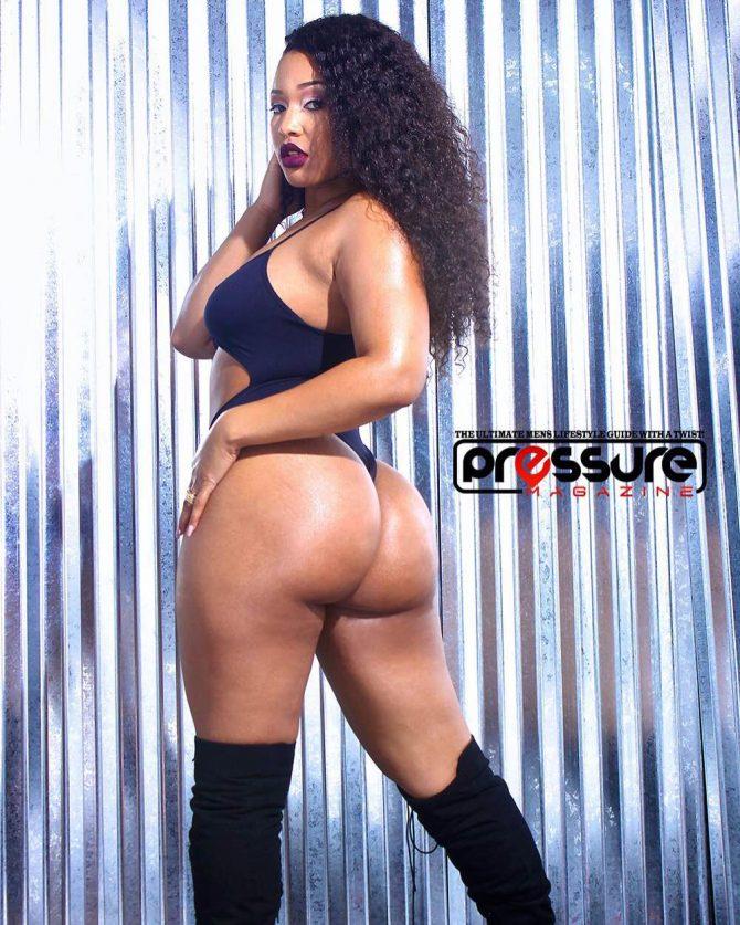 Ariel Foxx @iamarielfoxx in Pressure Magazine – Le Creme Nation