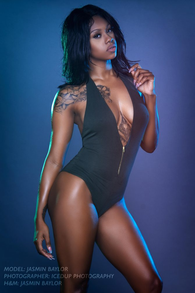 Jasmin Baylor @opulence__ – Introducing – IcedUp Photography
