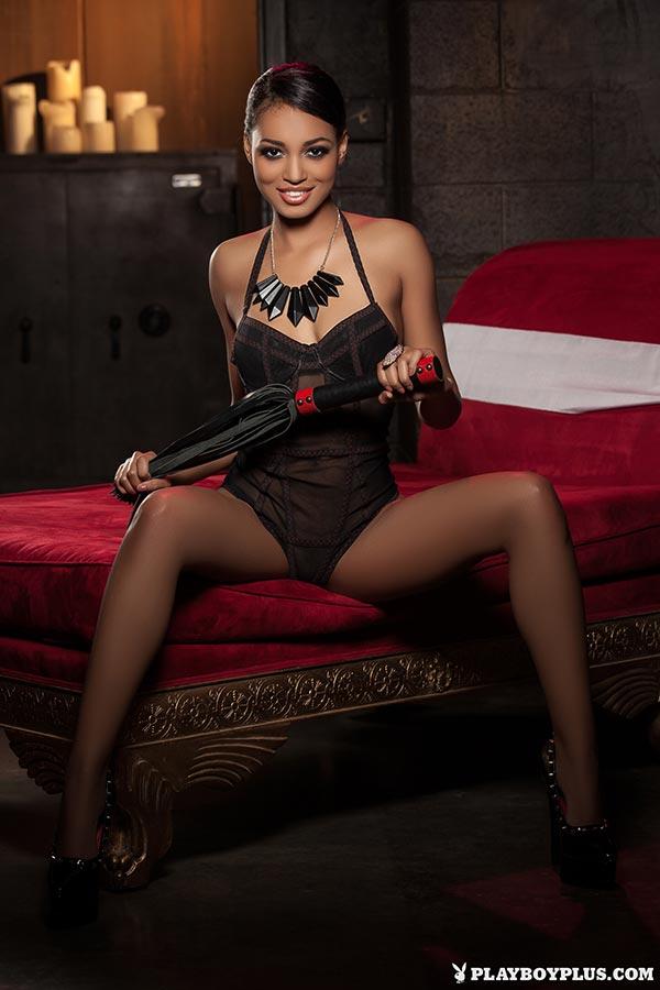 Noelle Monique in Whip Queen – Playboy