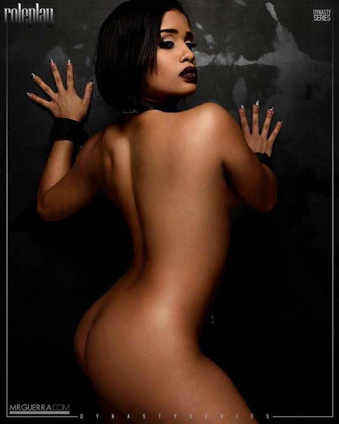 Des Monique @mzdesmonique: RolePLAY – Jose Guerra