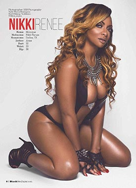 Nikki Renee – BlackMenDigital Preview