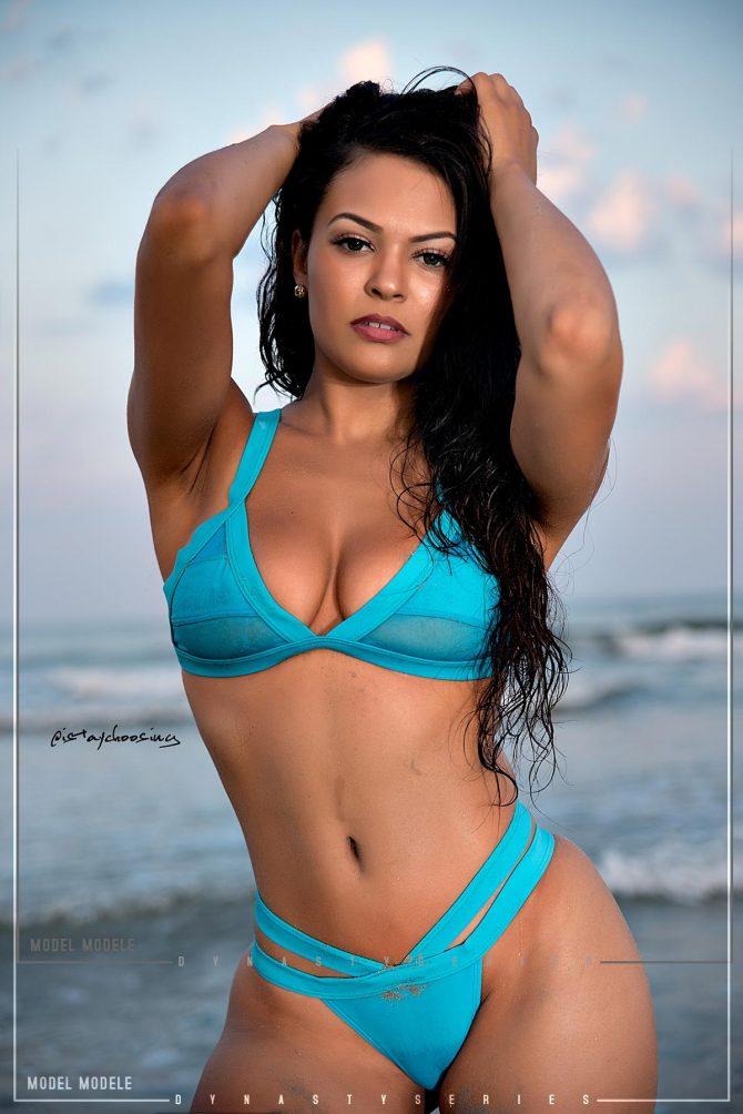 Bianca Marie @__biancamarie__ – Model Modele x Danté Clifton