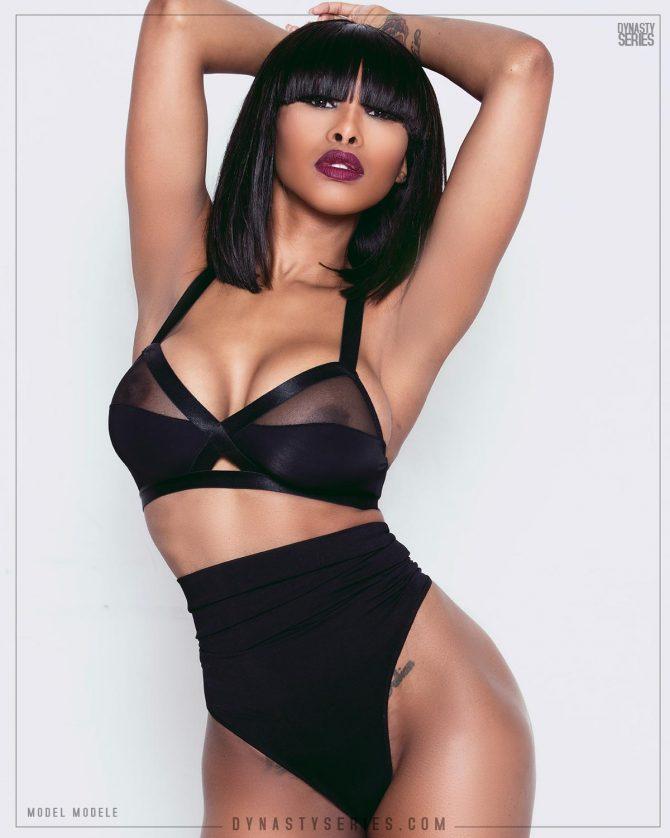 Chenade Laroy @chenadelaroyuk – Model Modele x Nifty Photography