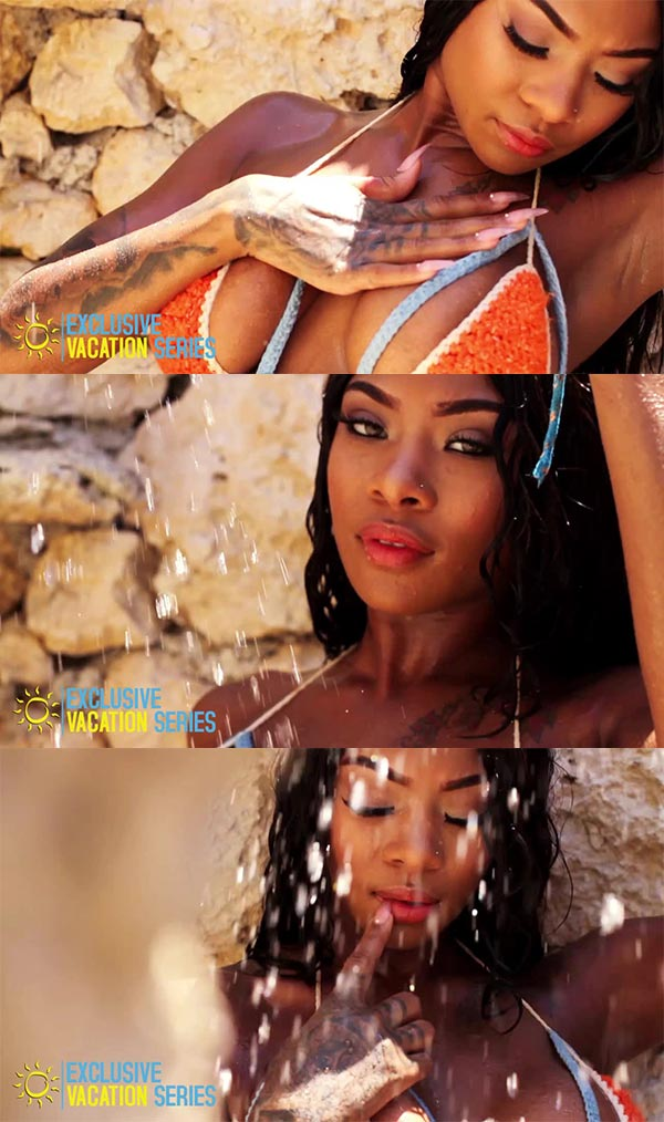 Shay Brown: Exclusive Vacation Series in Negril – Behind the Scenes Video x Pier G.
