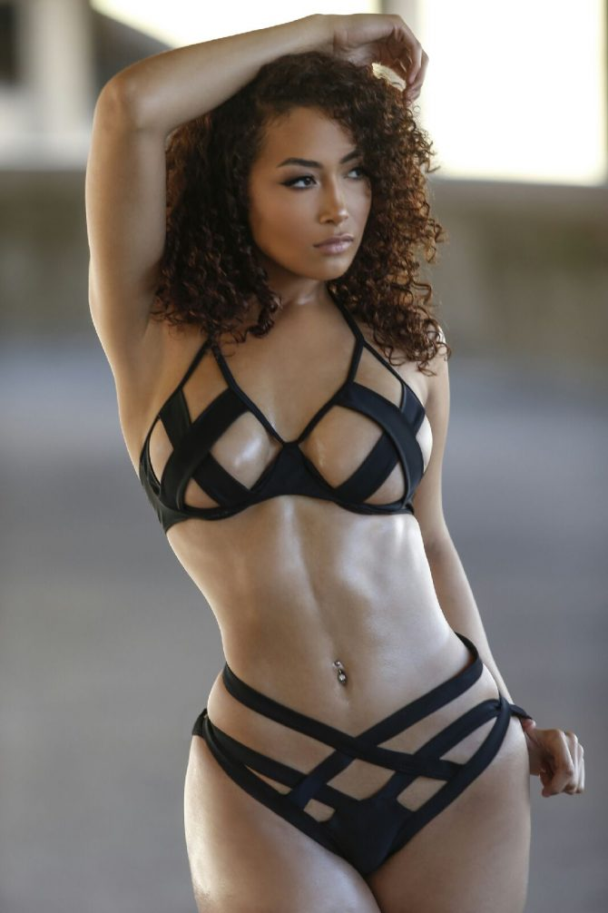 Alexis King @_ilikelexx – Introducing x Skorpion Entertainment