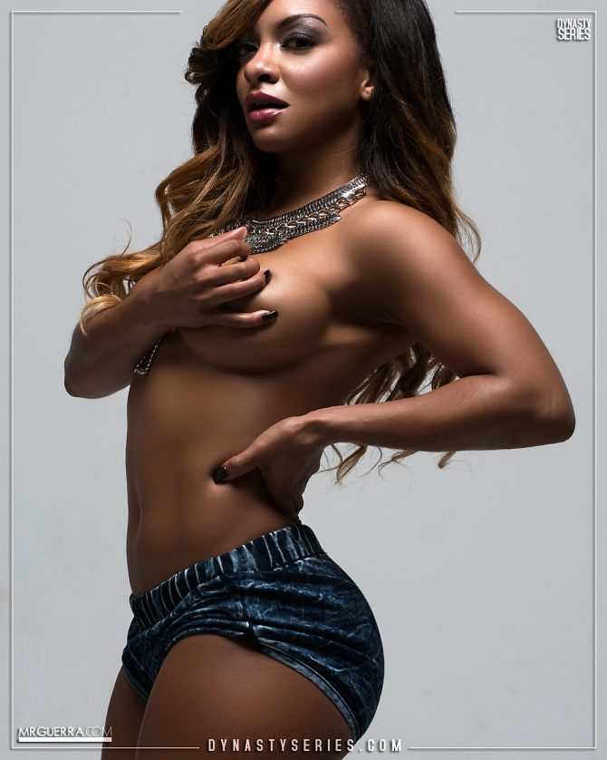 Nikki Renee: Clothing Optional – Jose Guerra