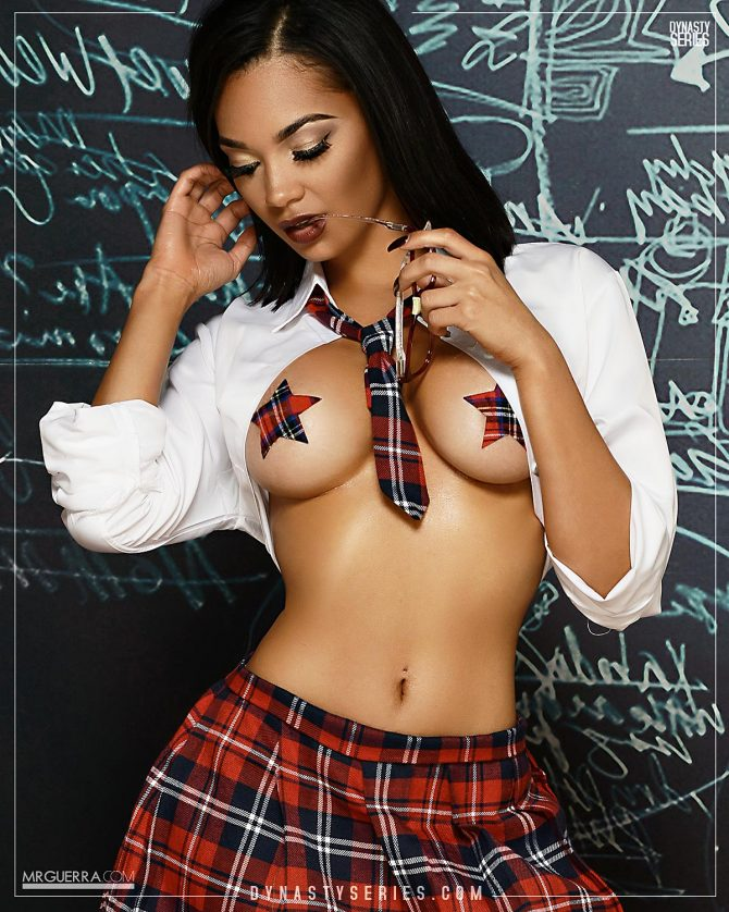 Chelsea Lovelace: Head Of the Class -Jose Guerra