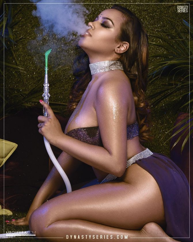 Suaa: More of The Hookah Dollz – Jose Guerra