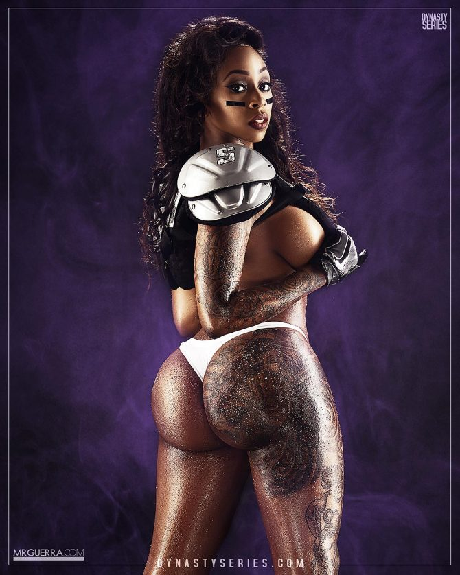 Lavish Fee: 2016 NFL Series x Baltimore Ravens – Jose Guerra
