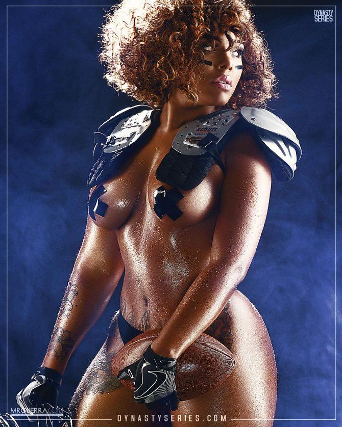 Chanel: 2016 NFL Series x Jose Guerra