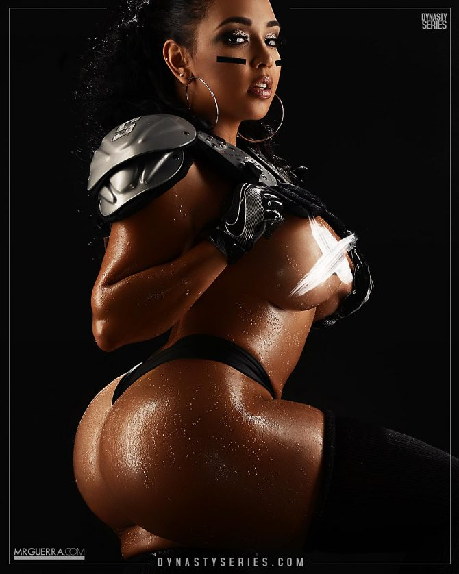 Dalii Baby: 2016 NFL Series x New Orleans Saints – Jose Guerra