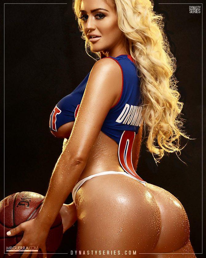 Danii Banks: NBA2K17 x Detroit Pistons – Jose Guerra