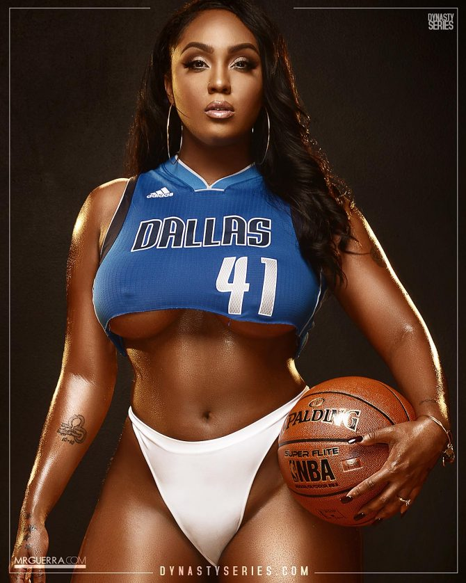 Layton Benton: NBA2K17 x Dallas Mavericks – Jose Guerra